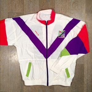 Other - Vintage Adidas Habana 91' Olympic Wind Breaker